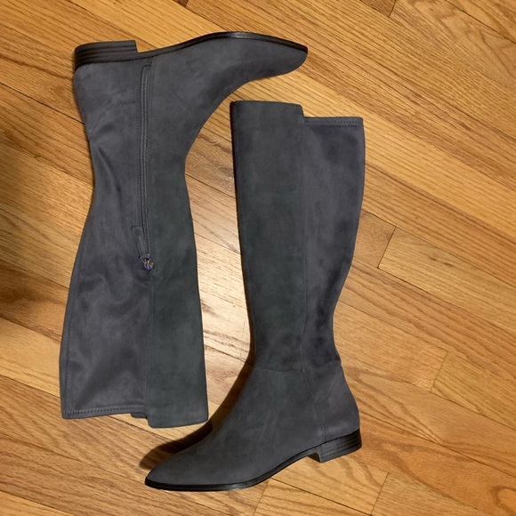 d7140e41186a NEW Nine West Owenford Tall Boots